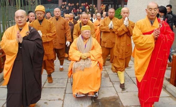 佛联会永惺法师圆寂享年91岁